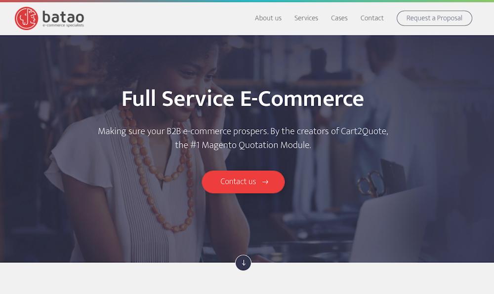 Full Service B2B E-Commerce Agency