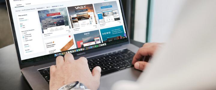 Online marketplace Amazon