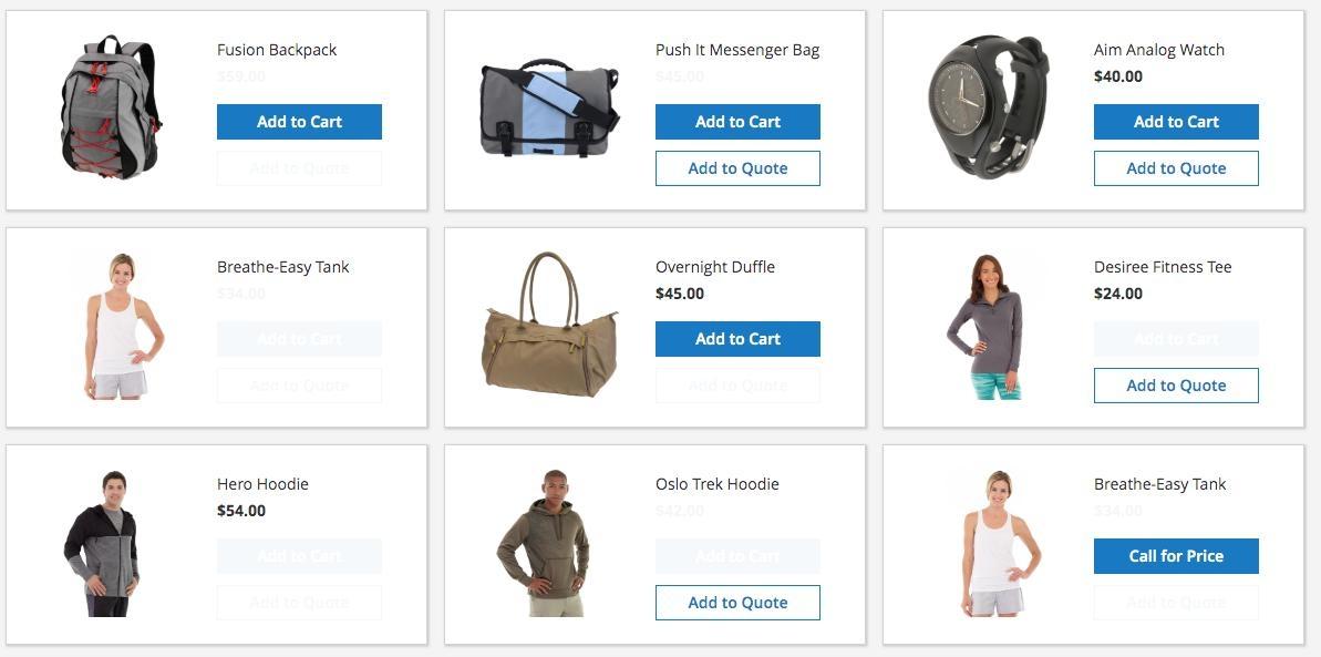 hiding prices tool