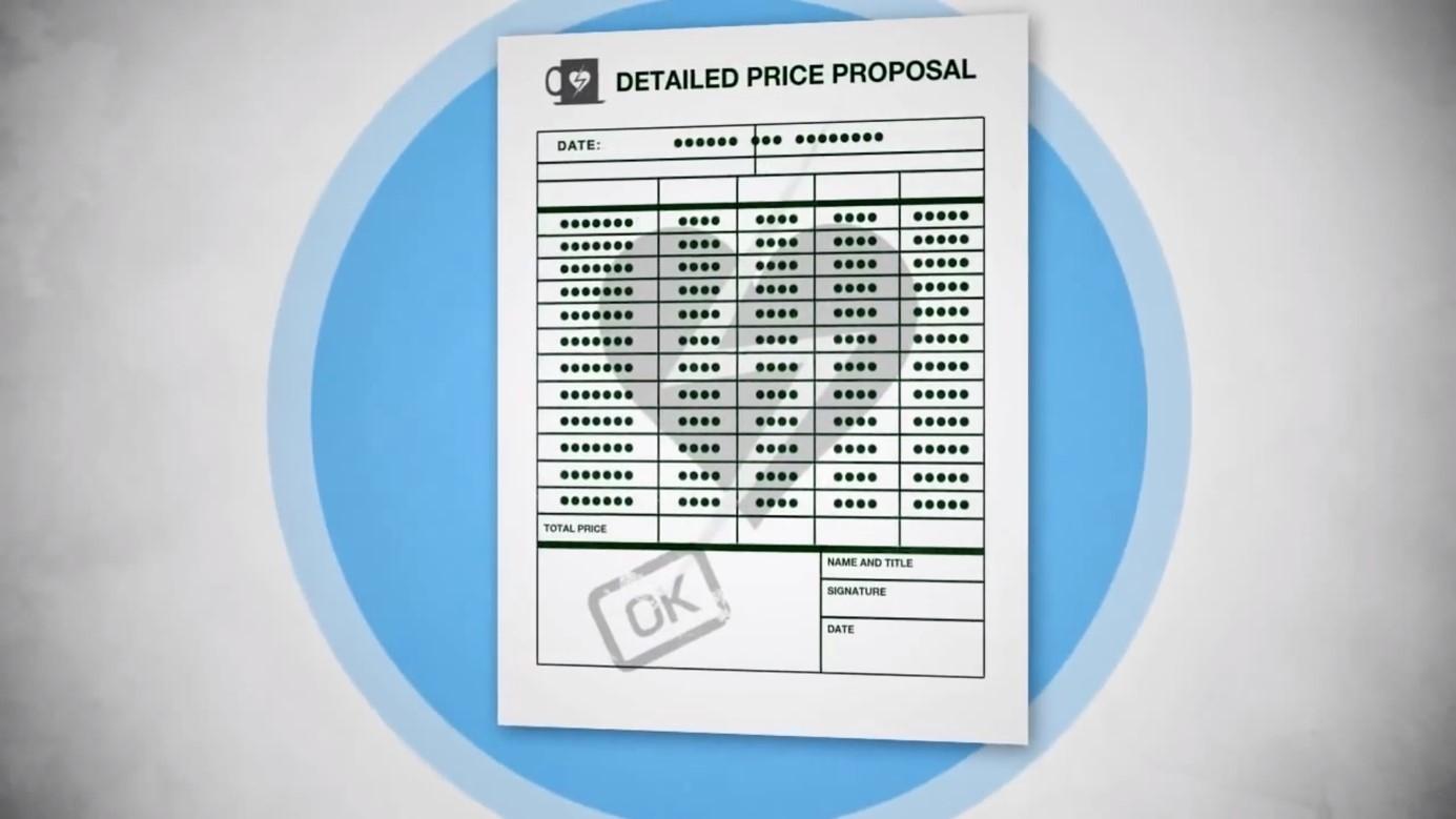 price proposals