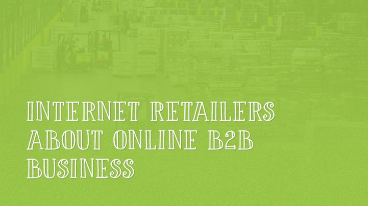 Internet B2B sellers